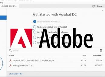 Ako zastaviť doternú ponuku na aktualizáciu Adobe produktov?