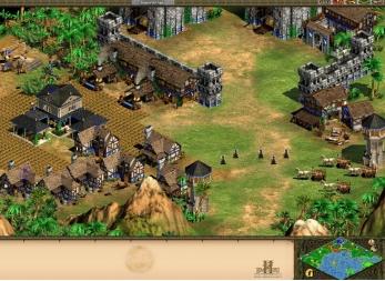 Problém s farbami v Age of Empires 2