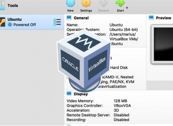 Oracle VM VirtualBox - Ako zmeniť veľkosť virtuálneho disku