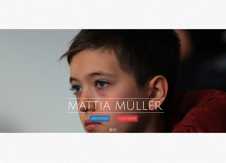 Mattia Müller